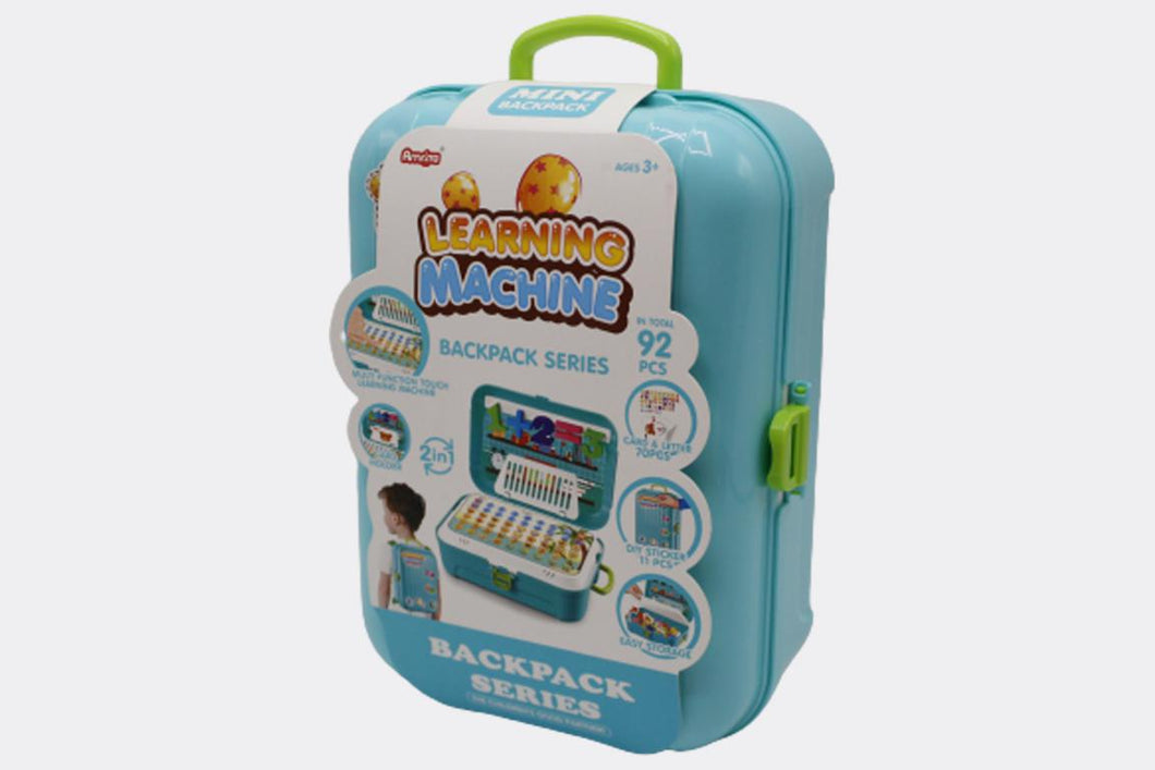 Learning Machine 2 In 1 Battery Operated Backpack Series (A11-3, A11-4)