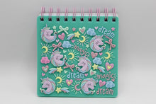 Load image into Gallery viewer, Unicorn Jelly Cover Notebook Diary (KC3083)