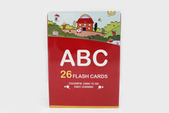 Flash Cards Capital ABC