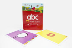 Flash Cards Small abc