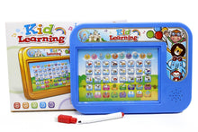 Load image into Gallery viewer, 2 In 1 Educational Computer/iPad Learning Tablet With White Board For Kids (889-36)