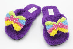 Cute Butterfly Fur Slipper