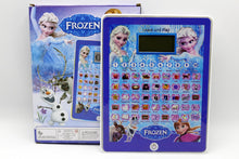 Load image into Gallery viewer, Princess  And Frozen Learning Tablet For Kids- Multiple Function (688-20, 688-21)