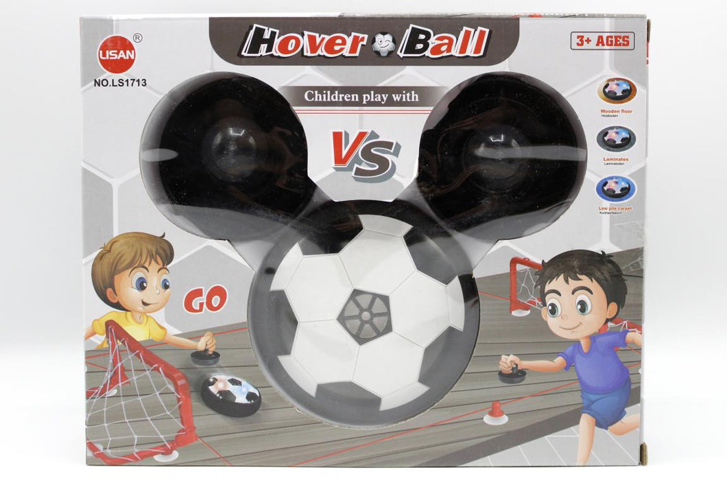 Ice Hockey Floating Football, Hover Ball, Indoor Outdoor Air Powered Electric Soccer (LS1713)
