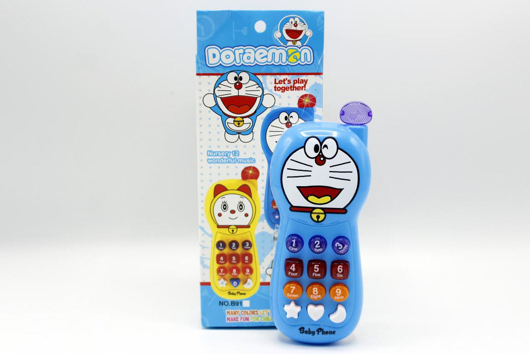 Doraemon Phone Battery Operated Toy (B92)