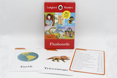 Ladybird Readers Flash Cards Level 2
