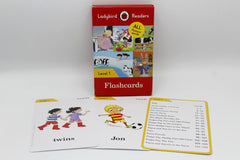 Ladybird Readers Flash Cards Level 1