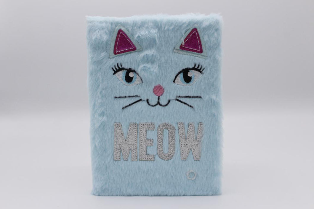 Meow Furry Notebook Diary (3265)