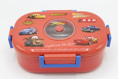Mc Queen Cars Stainless Steel Lunch Box Red (XY-J168)