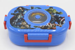 Avengers Stainless Steel Lunch Box Blue (XY-J168)