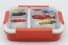 Mc Queen Cars Stainless Steel Lunch Box Red (XY-J138)
