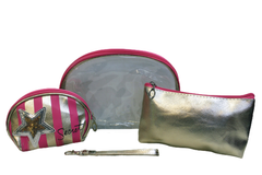 Victoria Secret Makeup Pouch/Stationary Pouch (936-8)