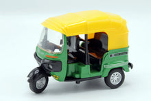 Load image into Gallery viewer, Auto Rickshaw Die Cast Model