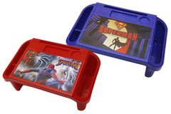 Superman & Spider Man Lap Desk Table