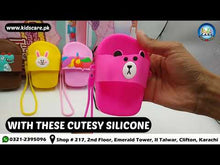 Load and play video in Gallery viewer, Slipper Pouch Keychain & Bag Hanging (KC4077)