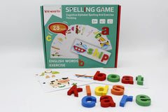 Wooden Spelling Game (MZY-007)
