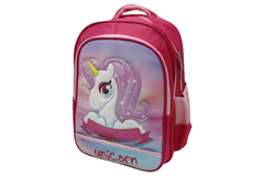Cartoon Character School Bag For Grade-1 And Grade-2 (16013)