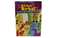 Akbar Birbal Goes To Burma Story Book