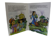 Akbar Birbal The Making Of Birbal Story Book