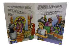 Akbar Birbal Wisdom In A Pot Story Book