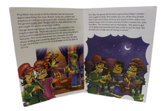 Akbar Birbal The Wicked Barber Story Book