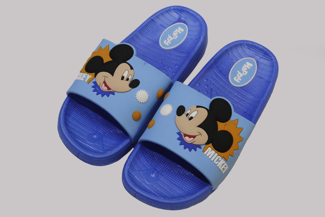 Mickey Mouse Blue Slipper
