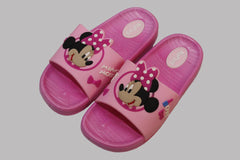 Minnie Mouse Pink Slipper