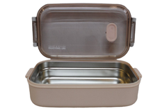 Lunch Box Stainless Steel (XC-362)