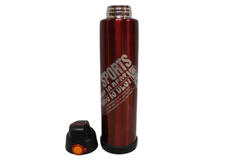 Sports Metallic Thermal Water Bottle (X098)