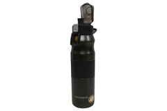 Emperor Heart Metallic Thermal Water Bottle (DWX-5129)