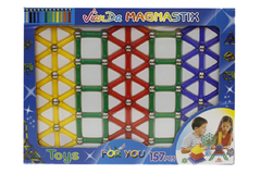 Magnetic Blocks 157 Pcs (00057)