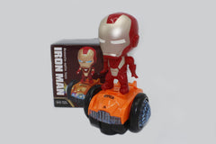 Iron Man Hoverboard Battery Operated Toy (8899-86)