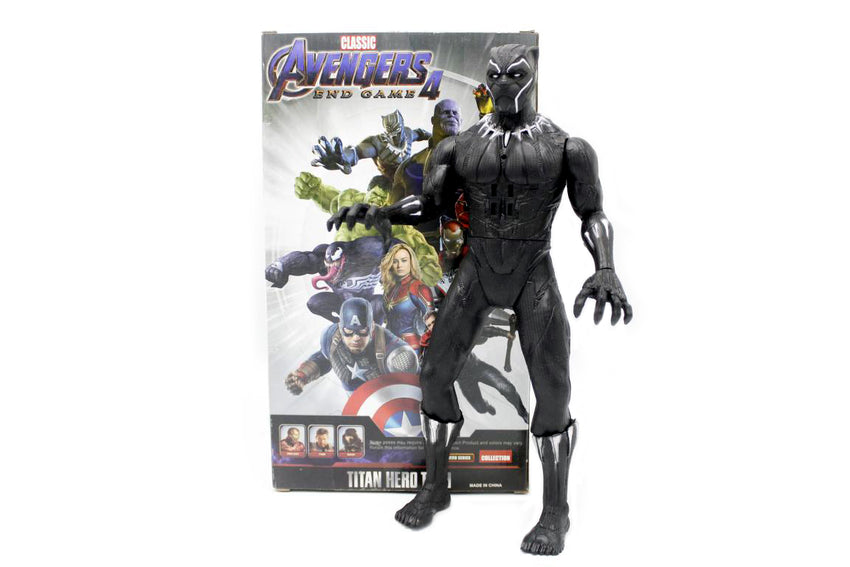 Avengers 4 Black Panther Figure (92557)
