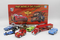 Mc Queen Die Cast Mini Car Series (803019)