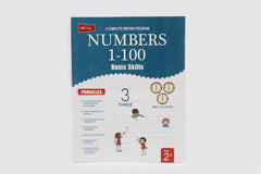 Writing Numbers 1-100 Basic Skills Book (2053)