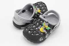 Crocs Dragon Black Clog (19 to 23)
