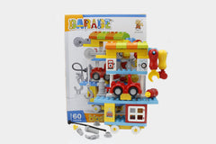 Garage Blocks Set (222-B38)