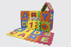 Abc & 123 Puzzle Play Mat Set of 36 Pcs (KC3022)