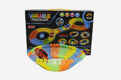 Variable Tracks Car Toy (GD-111A)