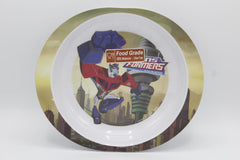Transformers Animated Plate (2407)