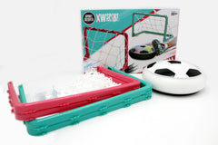 Floating Football,/Hover Ball Indoor Outdoor Air Powered Electric Soccer  (9705-2)