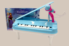 Frozen Electronic Organ & Piano Blue (525P)