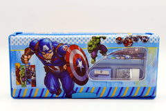 Avengers Pencil Box With Stationary (G-238)
