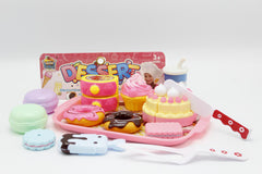Baking Goods Cake, Donut, Ice Cream Cutting Set (YJB668)