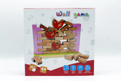 Wooden Wall Bricks Game (KC2961)