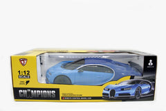 Champions Remote Control Model Car Blue (2028B)