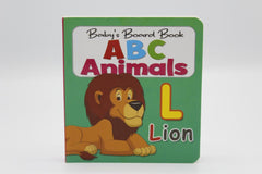 ABC Animals Baby's Board Book