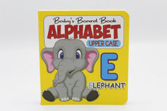 Alphabet Upper Case Baby's Board Book