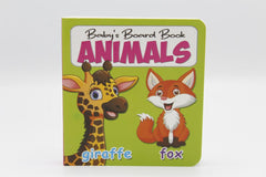 Animals Baby's Board Book