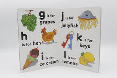 ABC A Fun To Learn Board Book